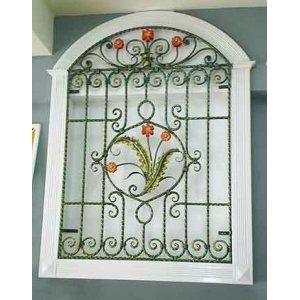 Декоративные решетки: безопасность и украшение дома>