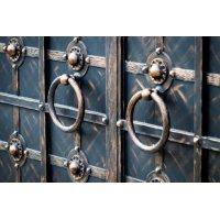 Кованые двери по лучшим ценам от профессионалов