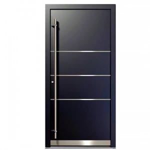 Выбираем надёжную дверь>