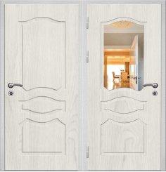 Входная металлическая дверь - 10-009