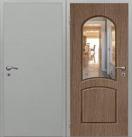 Входная металлическая дверь - 10-019