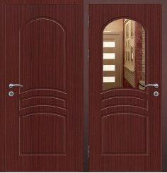 Входная металлическая дверь - 10-020