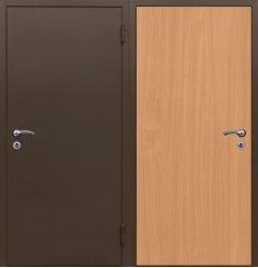 Входная металлическая дверь - 10-13