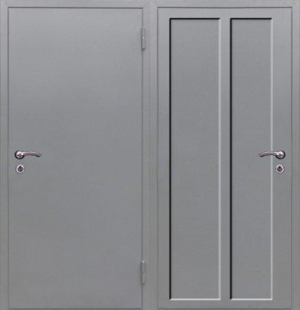 Металлическая дверь эконом класса - 10-15