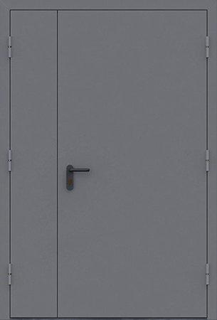 Металлическая дверь эконом класса - 10-43
