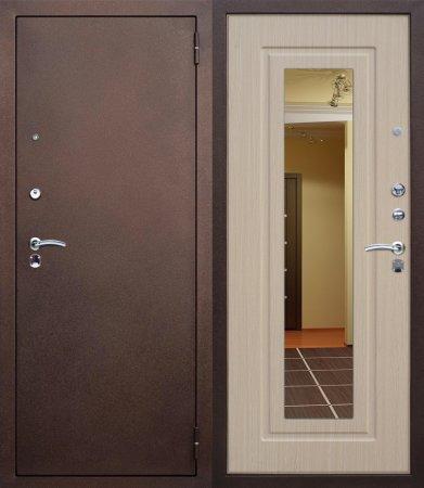 Металлическая дверь эконом класса - 10-64