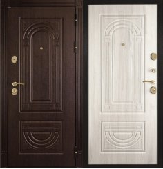 Входная металлическая дверь - 10-75