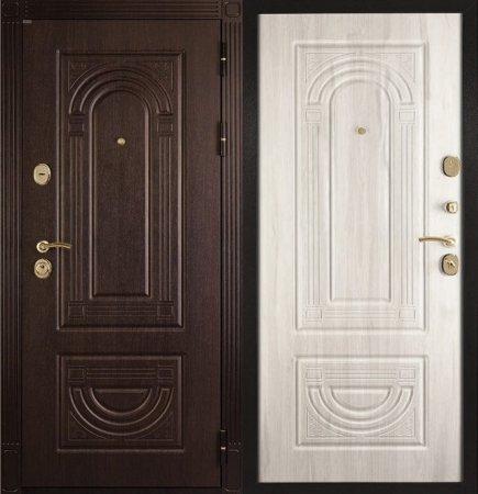 Металлическая дверь эконом класса - 10-75