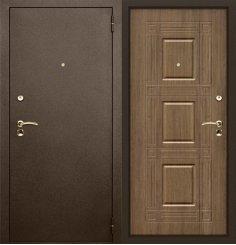 Входная металлическая дверь - 10-88
