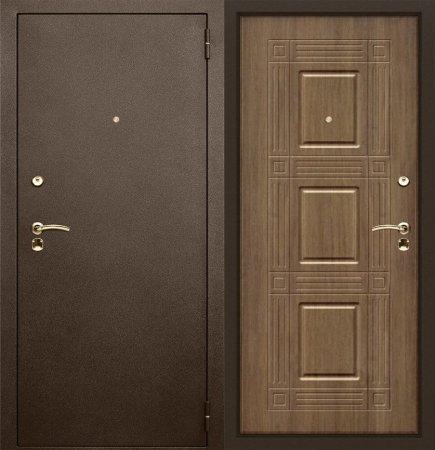 Металлическая дверь эконом класса - 10-88