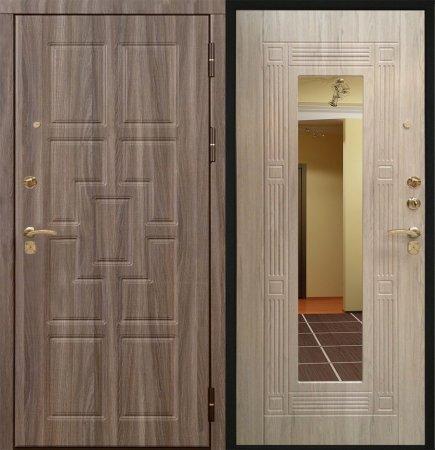 Металлическая дверь эконом класса - 10-89