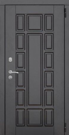 Металлическая дверь эконом класса - 11-15