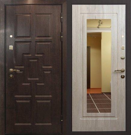 Металлическая дверь эконом класса - 11-26