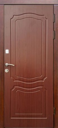 Металлическая дверь эконом класса - 11-30