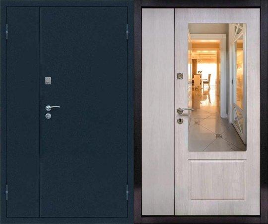 Металлическая дверь эконом класса - 11-47