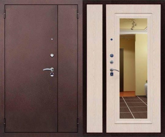 Металлическая дверь эконом класса - 11-50