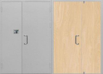 Входная металлическая дверь - 11-84