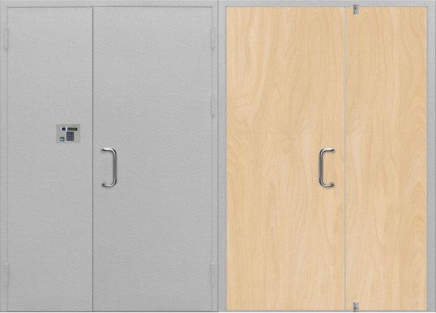 Премиальная металлическая дверь - 11-84