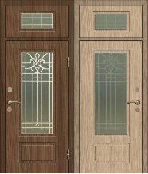 Входная металлическая дверь - 12-18