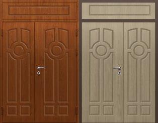Входная металлическая дверь - 12-22