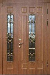 Входная металлическая дверь - 12-28