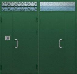 Входная металлическая дверь - 12-29