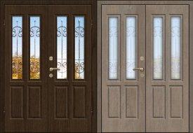 Входная металлическая дверь - 12-51