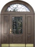 Входная металлическая дверь - 12-55