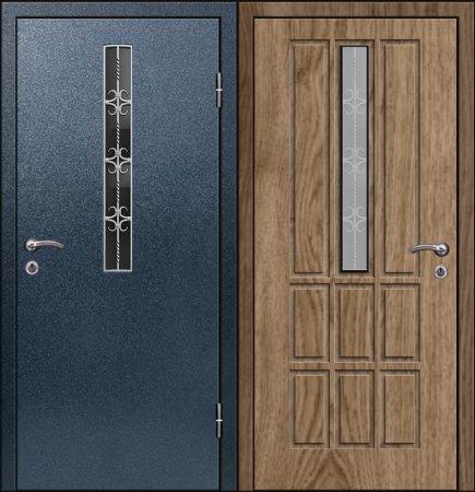Премиальная металлическая дверь - 12-95