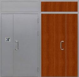 Входная металлическая дверь - 13-22