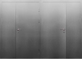 Входная металлическая дверь - 13-27