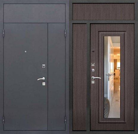 Металлическая дверь в сталинку - 13-35