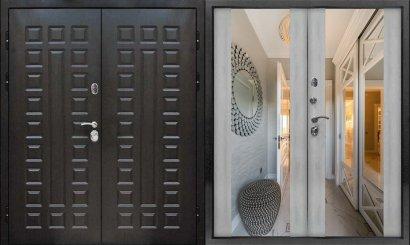 Входная металлическая дверь - 13-36
