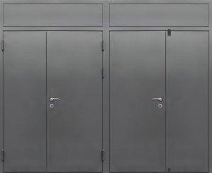 Входная металлическая дверь - 13-42
