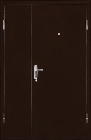 Металлическая дверь в сталинку - 13-46