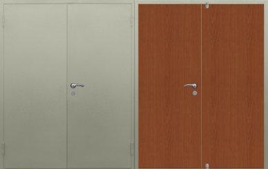 Входная металлическая дверь - 13-47