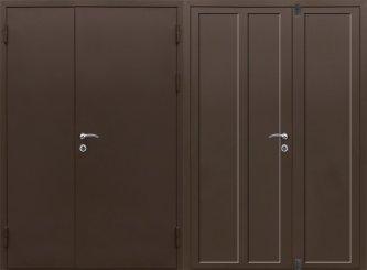 Входная металлическая дверь - 13-52
