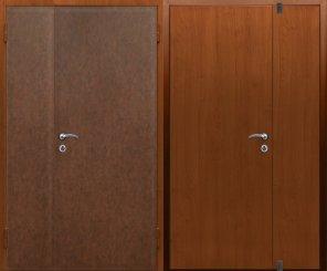 Входная металлическая дверь - 13-60