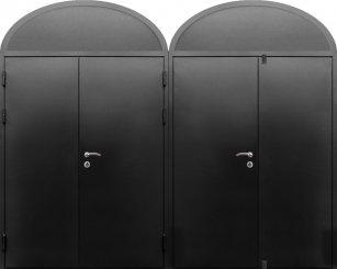 Входная металлическая дверь - 13-66