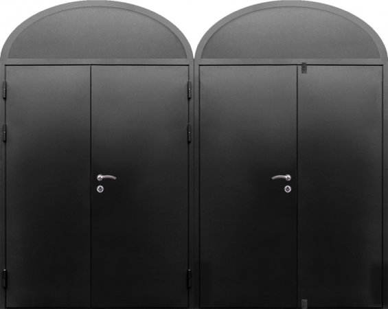 Металлическая дверь в сталинку - 13-66