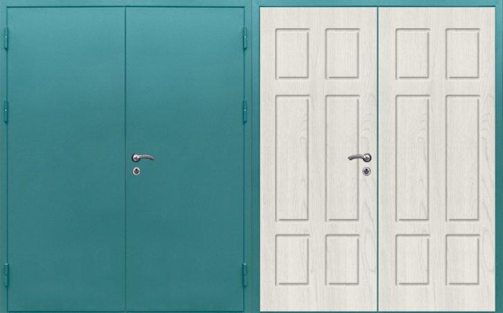 Металлическая дверь в сталинку - 13-72