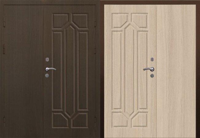 Металлическая дверь в сталинку - 13-79