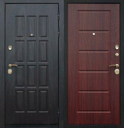 Металлическая дверь для парадной - 13-90