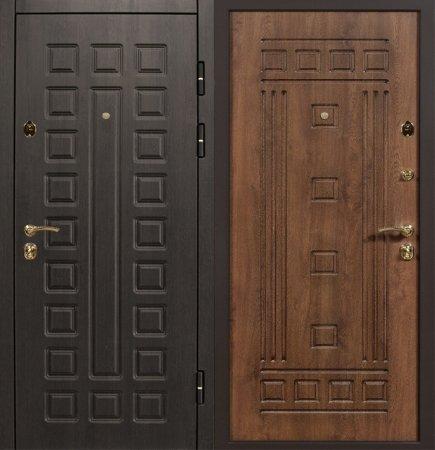 Металлическая дверь для парадной - 14-28