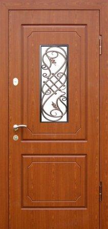 Металлическая дверь для парадной - 14-42