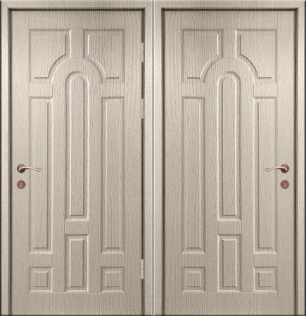 Металлическая дверь для парадной - 14-66