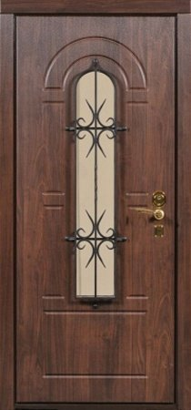 Металлическая дверь для парадной - 14-75