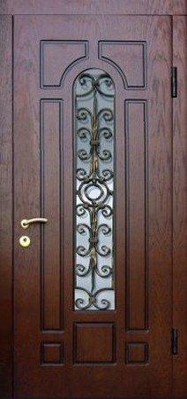 Металлическая дверь для парадной - 14-76