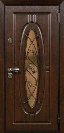Металлическая дверь для парадной - 14-79