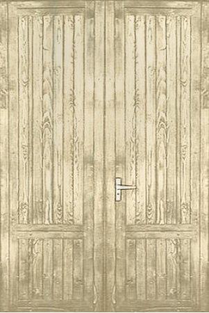 Металлическая дверь для парадной - 15-18